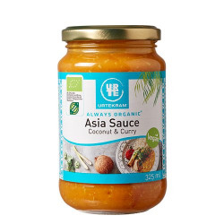 Urtekram Asia Sauce Kokos & Karry (325 ml)