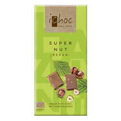 Ichoc Super Nut Vegan Ø (80 g)