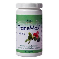 TraneMax 500 mg (80 Kapsler)