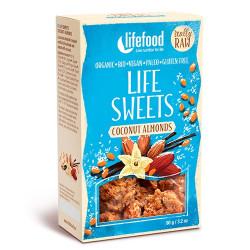 Lifefood Life Sweets m. Kokos & Mandel RAW Ø (90 g)
