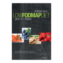 Low Fodmap Diet (Bog)