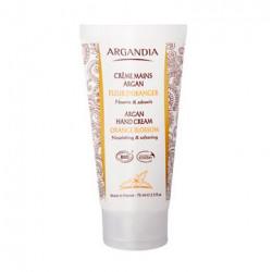 Argandia Argan Hand Cream, Orange Blossom (75 ml)