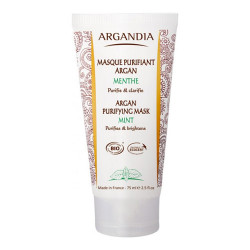 Argandia Argan Purirying Mask, Mint (75 ml)