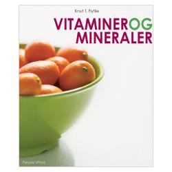 Vitaminer og Mineraler (Bog)