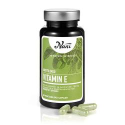 Nani Food State E-vitamin (60 kap)