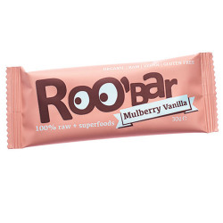 Roo'Bar Mulberry Vanilla Ø (30 gr)