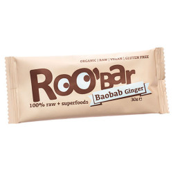 Roo'Bar Baobab Ginger Ø (30 gr)