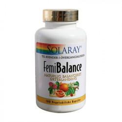 Solaray Femi Balance (100 kapsler)