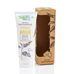 Natural Family Co. Tandpasta Naturlig Propolis & Myrrh (110 ml.)