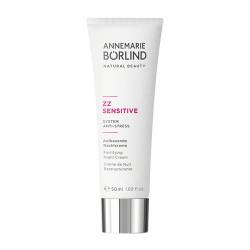 Annemarie Börlind ZZ Sensitive Night cream Fortifying System anti-stress (50 ml)