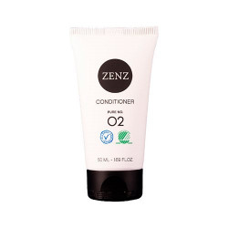 Zenz Organic Hair Styling Mousse No.91 Pure ORANGE (200 ml)