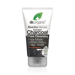 Dr. Organic Face Mask Charcoal Pore Cleansing