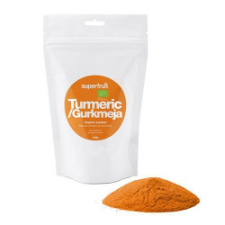 Superfruit Gurkemeje Pulver Ø (150 g)