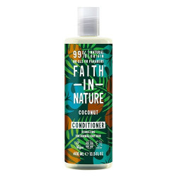 Faith in Nature Balsam Kokos (400 ml)