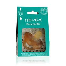 Hevea sut and 3+ mdr symmetrisk (1 stk)