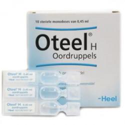 Oteel Øredråber (10 x 0,45 ml pipette)