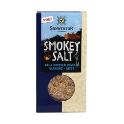 Sonnentor Smokey Salt Røget Havsalt (150 g)