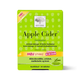 New Nordic Apple Cider (30 tabs)