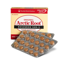 Arctic Root Rosenrod 145 mg (40 tabletter)