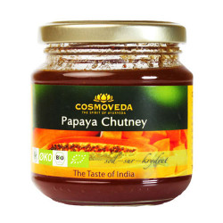 Cosmoveda Papaya Chutney Ø (225 gr)