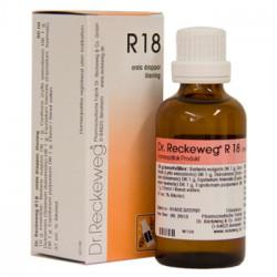 Dr. Reckeweg R 18, 50 ml.