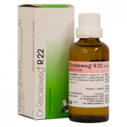 Dr. Reckeweg R 22, 50 ml.