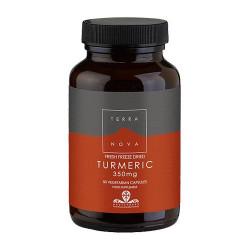 Terranova Turmeric 350 mg (50 kap)