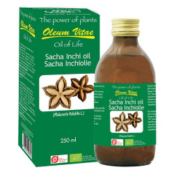 Livets Olie - Oil of Life Sacha Inchi Olie Ø (250 ml)