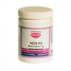 NDS K9 Multivitamin/mineral Hund og Kat 30 gr.