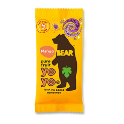 Bear Yoyo pure fruit mango
