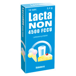 LactaNON 4500 FCCU (10 tabletter)
