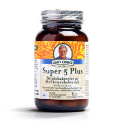 Udo's Choice Super 5 Plus (60 tabletter)