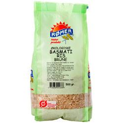 Ris brune basmati Ø 500 gr.