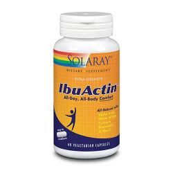 Solaray IbuActin (60 kapsler)