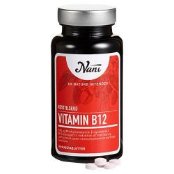 Nani Food State B12 Vitamin (90 kapsler)