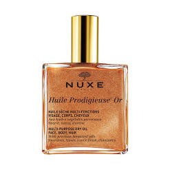 Nuxe Huile Prodigiuse OR Tørolie m. guld (100 ml)