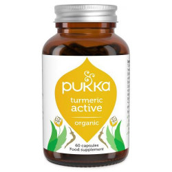 Pukka Tumeric Active kapsler Ø (60 kap)