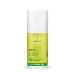 Weleda Deodorant roll-on 24h Citrus (50 ml)