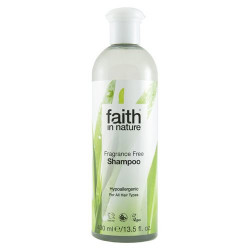 Faith in nature Fragrance Free Shampoo (400ml)