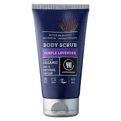 Body Scrub Purple Lavender Urtekram (150 ml)