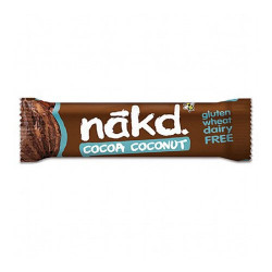 Näkd Bar Cocoa Coconut (35 g)