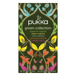 Pukka Green Collection te Ø (20 breve)