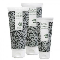 Australian Bodycare Tea Tree Oil Body Serie (3 stk)