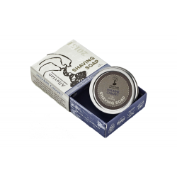 Alluvian Malabar Cabaret Shave Soap Tin Travel Size (30 ml)