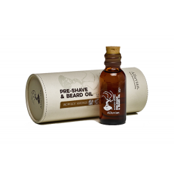Alluvian Rowley Shoals PreShave & Beard Oil (30 ml)
