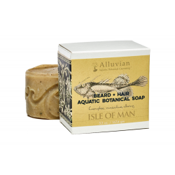Alluvian Isle of Man - Beard + Hair Soap (147 g)
