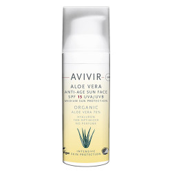 Avivir Aloe Vera Anti-Age Sun SPF 15 (50 ml)