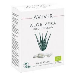 Avivir Aloe Vera Kapsler (60 kapsler)