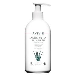 Avivir Aloe Vera Skin Wash (300 ml)