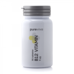Pureviva B12 Vitamin 9µg